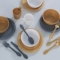 Accesorii pentru bucatarie 27-Piece Cookware Set - Modern Metallics - Kidkraft