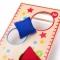 Aruncari inteligente - saculeti colorati