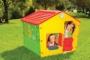 Casuta de joaca cu acoperis rosu GALILEE VILLAGE - Starplast