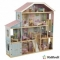 Casuta de papusi Grand View Mansion cu EZ Kraft Assembly™ - Kidkraft