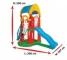 Complex  de joaca cu tobogan si scara GALAXY - Pilsan