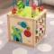 Cub educativ Farmyard - KidKraft