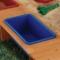 Cutie nisip cu acoperis Canopy - Kidkraft
