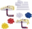 DOMINO ART SET DELUXE 100 PIESE CU ACCESORII BY LILY HEVESH
