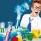 Experimentele micului geniu - Chimie distractiva