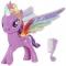 Figurina My Little Pony cu Aripi Stralucitoare Twilight Sparkle