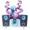 Figurina My Little Pony Gardienii Armoniei Dj Pon-3