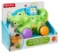 FISHER PRICE JUCARIE BEBE CROCODIL PRESS AND GO