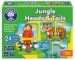 Joc educativ Jungla JUNGLE HEADS & TAILS