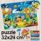 Joc Montessori - Corabia piratilor 3D