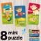 Joc Montessori - Ferma 3D