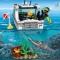 LEGO® CITY IAHT PENTRU SCUFUNDARI 60221