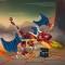 LEGO® CREATOR DRAGON DE FOC 31102