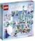 LEGO® DISNEY PRINCESS ELSA ȘI PALATUL EI MAGIC DE GHEAŢĂ 43172