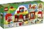 LEGO® DUPLO  HAMBAR, TRACTOR SI INGRIJIREA ANIMALELOR 10952