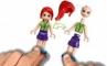 LEGO® FRIENDS CAMPING LUXOS IN NATURA 41392