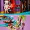 LEGO® FRIENDS DEBARCADERUL CU DISTRACȚII DIN HEARTLAKE CITY 41375