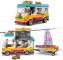 LEGO® FRIENDS FURGONETA DE CAMPING SI BARCA CU PANZE 41681