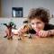 LEGO® HARRY POTTER  PADUREA INTERZISA INTALNIREA DINTRE GRAWP SI UMBRIDGE 75967