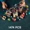 LEGO® HIDDEN LICEUL BÂNTUIT NEWBURY 70425