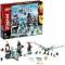 LEGO® NINJAGO  CASTELUL IMPARATULUI PARASIT 70678