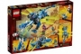 LEGO® NINJAGO DRAGONUL CIBERNETIC AL LUI JAY 71711