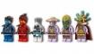 LEGO® NINJAGO LUPTA PE MARE CU CATAMARANUL 71748