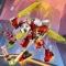 LEGO® NINJAGO ROBOTUL AVION CU REACTIE AL LUI KAI 71707