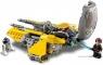 LEGO® STAR WARS  INTERCEPTORUL JEDI AL LUI ANAKIN 75281