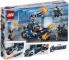 LEGO® SUPER HEROES CAPTAIN AMERICA ATACUL OUTRIDERILOR 76123