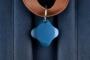 Localizator Bluetooth  Lapa, dispozitiv anti-pierdere si localizare rapida - Culoare - Roz