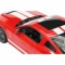 MASINA CU TELECOMANDA FORD SHELBY GT500 ROSU CU SCARA 1 LA 14