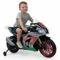 Motocicleta Electrica Aprilia 12V - Injusa