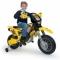 Motocicleta Electrica Thunder Max 12V Injusa