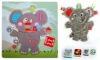 Pachet 2 Label Label minipaturica, puzzle si 4 cutii sandwich - Produsul 1 - Elefant