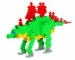 Plus Plus Basic Dinozauri - 480 Pcs