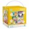 Puzzle 4 in 1 - Meserii (12, 16, 20, 24 piese)