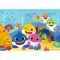 PUZZLE BABY SHARK, 2x12 PIESE