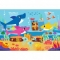 PUZZLE BABY SHARK, 2x24 PIESE