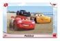 Puzzle Cars 3 - Cursa cu peripetii (15 piese)