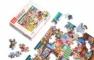 Puzzle cu surprize - Goodygum (100 piese)