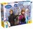 Puzzle de colorat - Frozen si prietenii (108 piese)