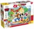 Puzzle de colorat maxi - Mickey Mouse (60 piese)