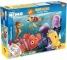 Puzzle de colorat maxi - Nemo si pietenii (60 piese)