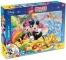Puzzle de colorat - Mickey la plaja (250 piese)