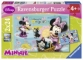 Puzzle Minnie Mouse, 2X24 Piese