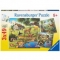 Puzzle Padure, Zoo Si Animale Domestice, 3X49 Piese