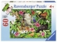 Puzzle Prieteni Tropicali, 60 Piese