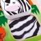 Puzzle senzorial din lemn - Safari