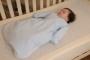 Sac de dormit PurFlo, uni 3-9 luni (75 cm) - Culoare - Bleu